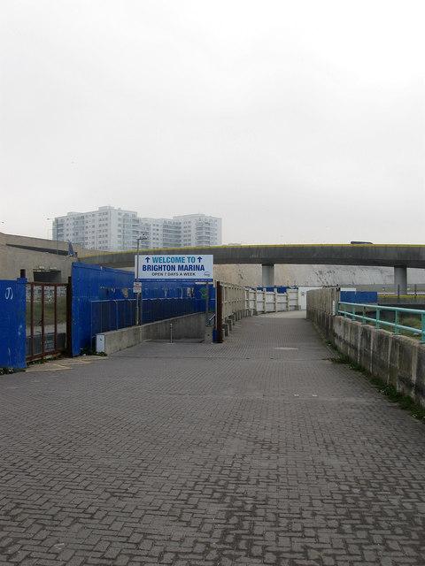 Welcome to Brighton Marina