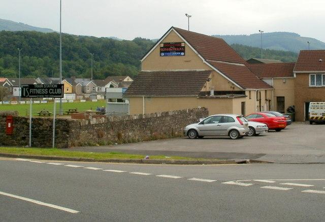 Clubhouse, Glynneath RFC