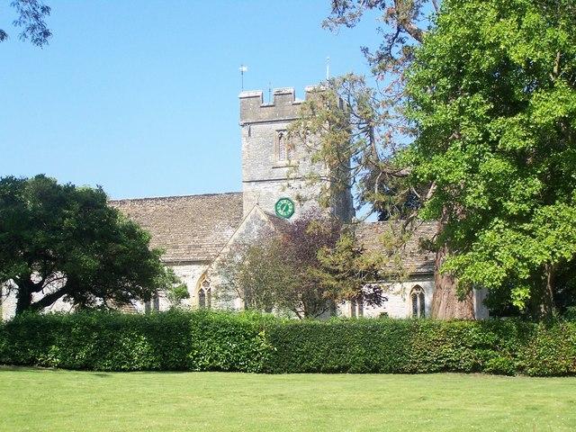 St Leonard, Butleigh
