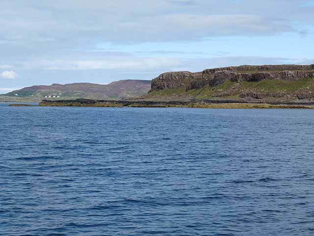South-west corner of Little Colonsay