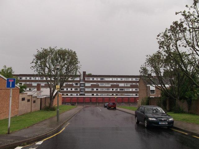 Barnhill Avenue to Fairacres