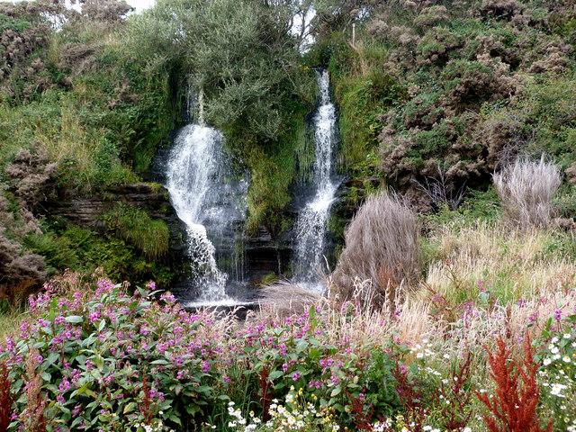 Waterfall on Sputie Burn