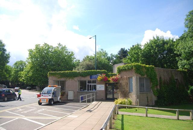 UEA - Porters Lodge