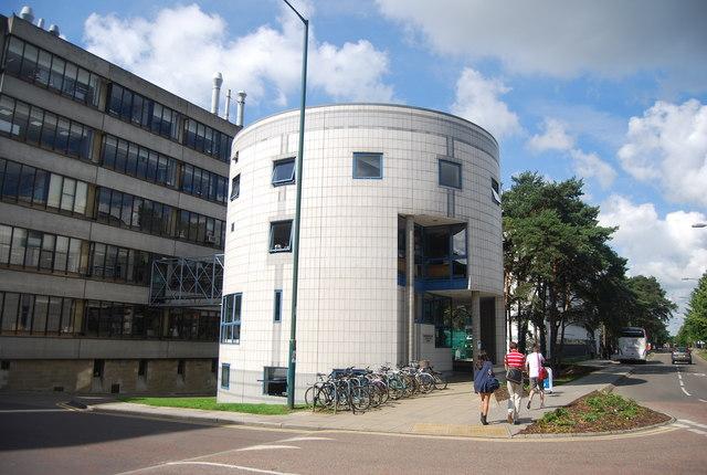 UEA - teaching building