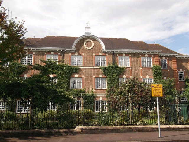 Ravensbourne School, Main Building