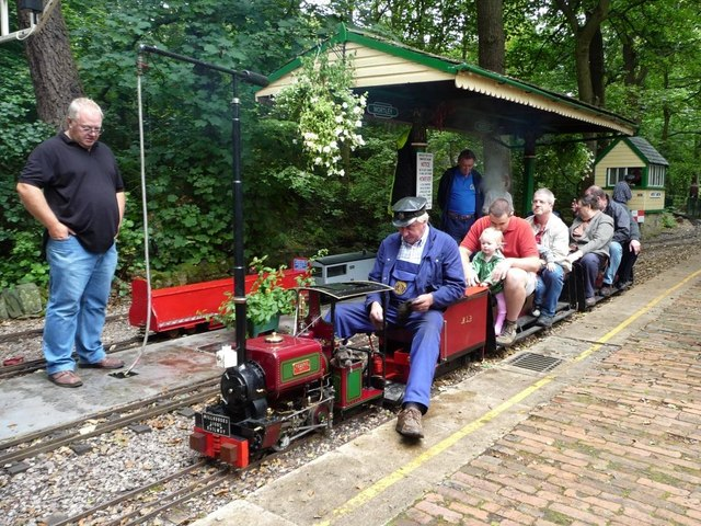 Model Engineers' Open Day, Wortley Top Forge