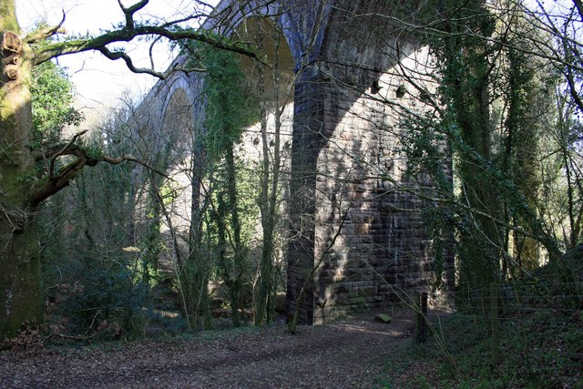 Glazebrook Viaduct