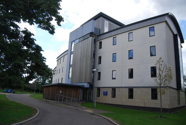 UEA - Colman House