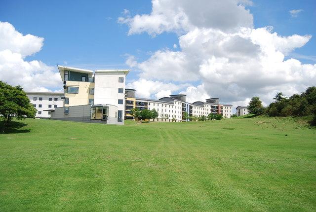 UEA - Halls of accommodation