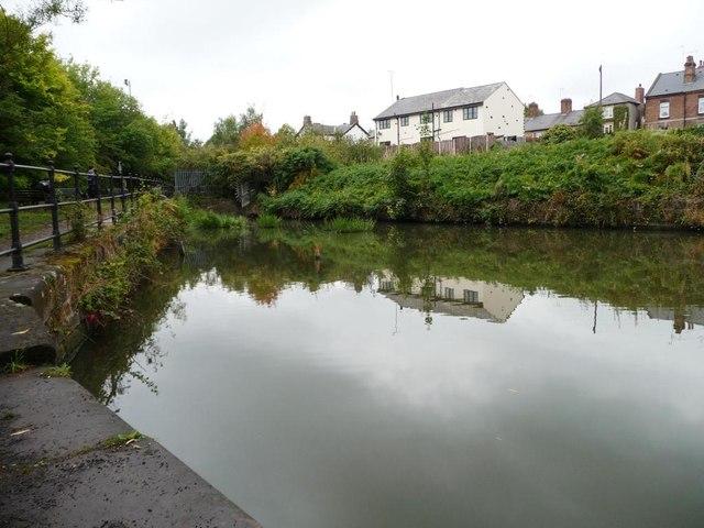 Elsecar terminus basin, Dearne & Dove Canal
