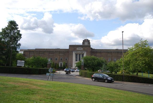 University of Birmingham -  Medical School
