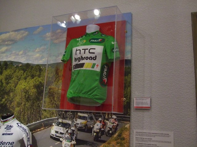 Tour de France 2011 Green Jersey