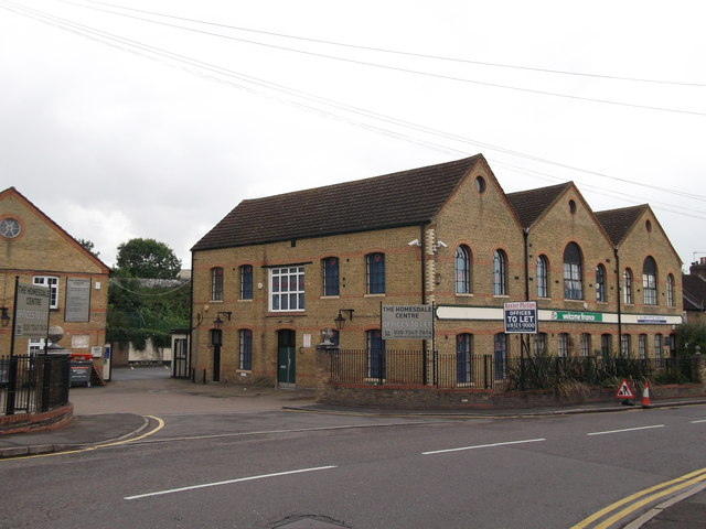 The Homesdale Centre, Bromley