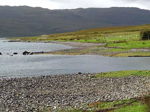 Loch Spelve at  Faoilinn