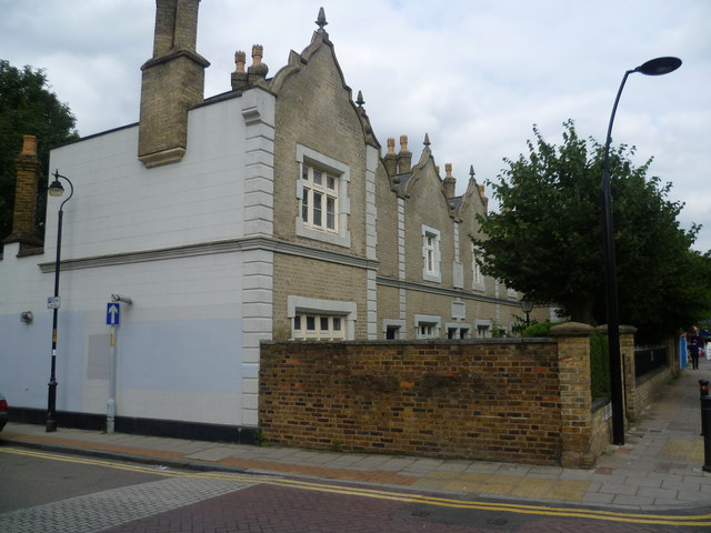 Girdlers Cottages, Peckham
