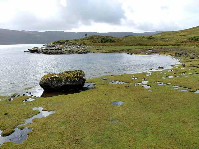 Loch Spelve at Seanvaile