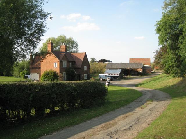 Mercote Mill Farm