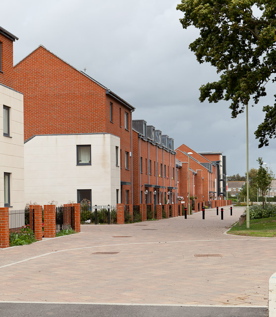 New Housing in Coulter Road