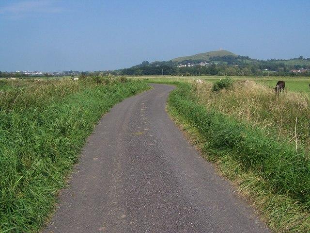 Across Kennard Moor
