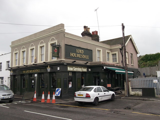 Lord Homesdale Public House, Bromley