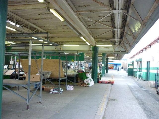 Farnworth Market on King Street