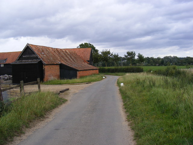 Barns at Letheringham Hall