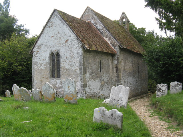 St Mary's Church Chithurst