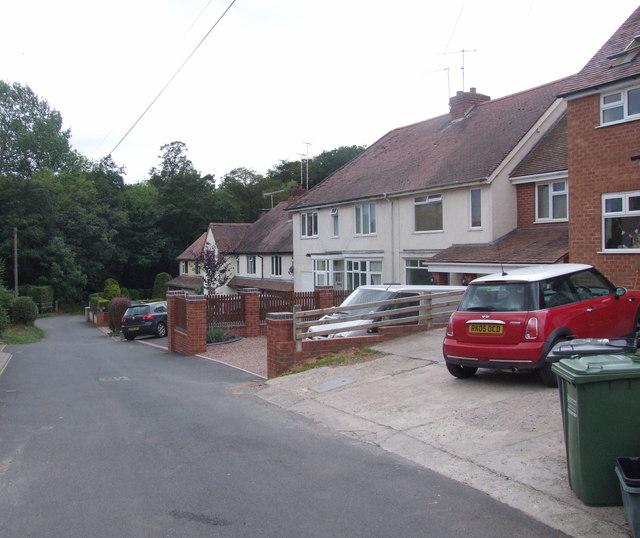 Forge Lane, Blakedown