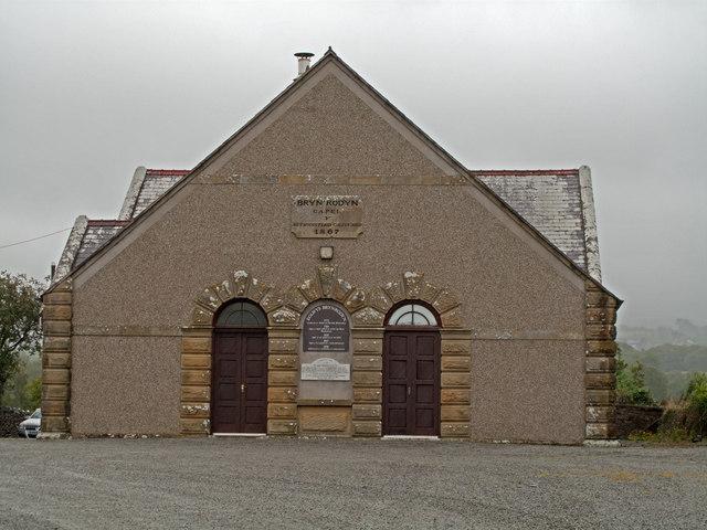 Bryn Rodyn Chapel