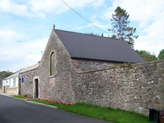 St Cuthbert's Roman Catholic Church, Holcombe