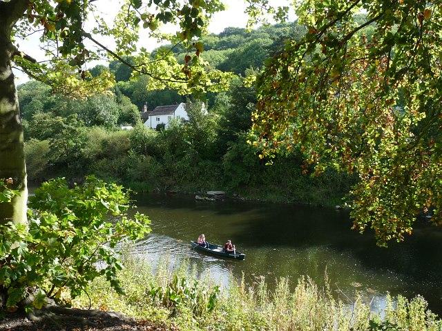 River Severn, Ironbridge