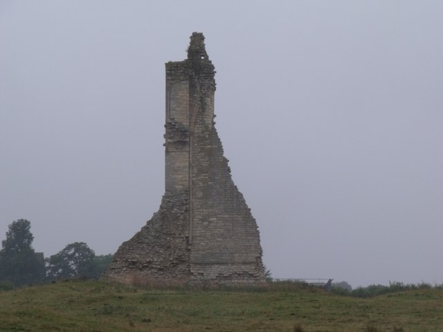 Remains of Kirkstead Abbey