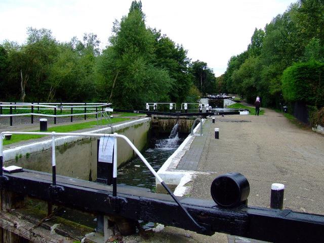 Hanwell Locks