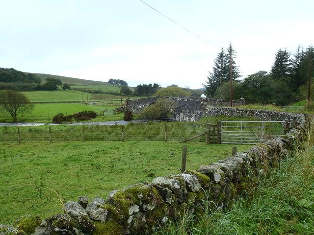 Castlefairn Bridge