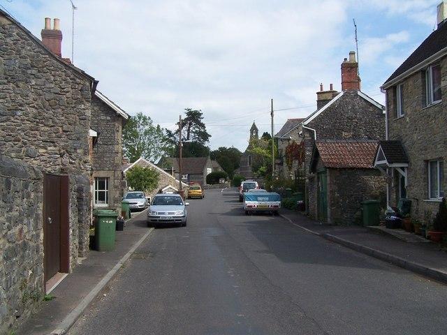 High Street, Oakhill