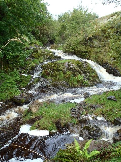 Holmhead Waterfall