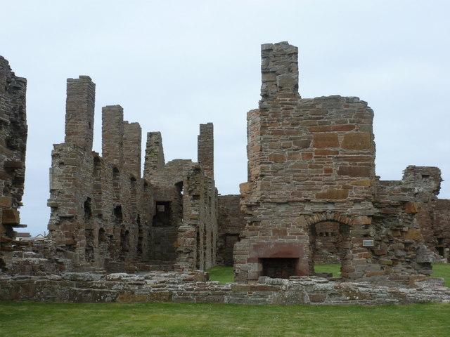 Birsay: Earl's Palace
