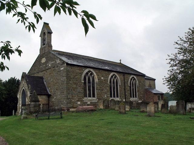 St Mary's Church, Kirkby on Bain