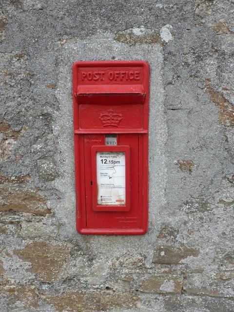 Birsay: postbox № KW17 108