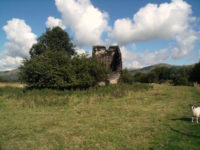 Dovecot, New Mills Crossing