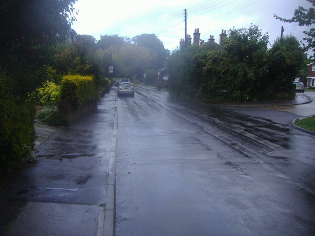 Knockholt Road, Knockholt Pound