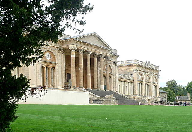 Stowe House, south facade