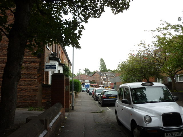 Marriott Street, Withington