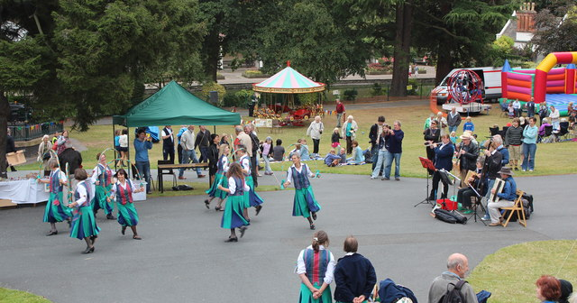 Priory Park Mayor's Day