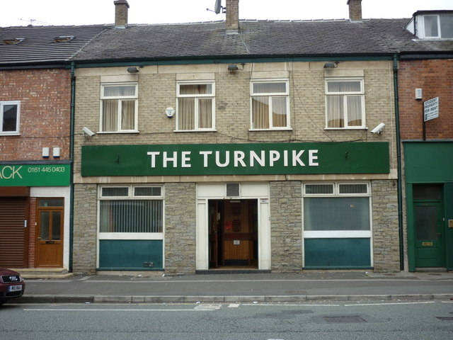 The Turnpike on Wilmslow Road
