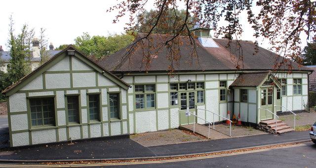 Priory Lodge, Malvern