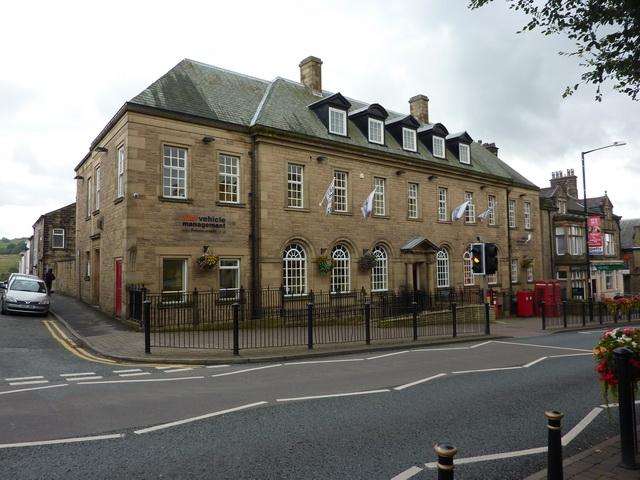 Former Post Office, Albert Road, Colne