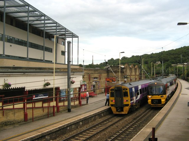 Keighley Station  Platforms 1 & 2