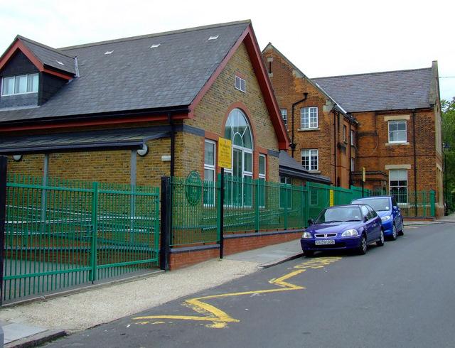 St Mark's School