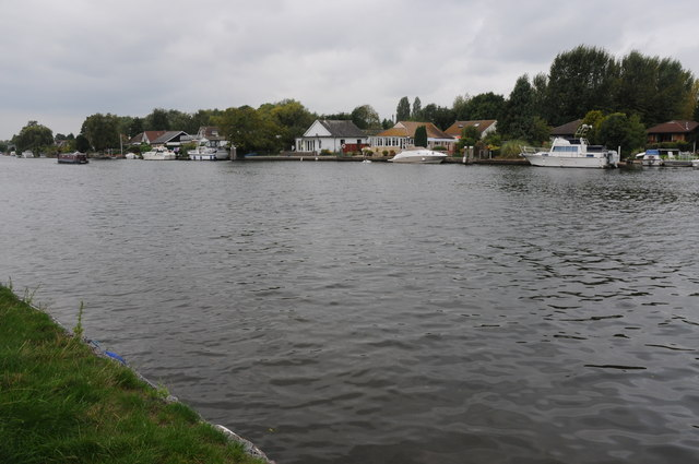 River Thames at Walton-on-Thames